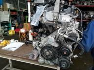 Фотография Двигатель 1NR TOYOTA VITZ 2013г.