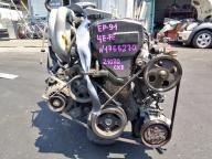 Фотография Двигатель 4EFE TOYOTA STARLET 1996г.