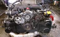 Фотография Двигатель EJ20X SUBARU LEGACY 2003г.