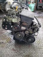 Фотография Двигатель 5AFE TOYOTA COROLLA 1998г.
