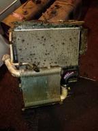 Фотография Радиатор охлаждения TOYOTA DYNA 2007г.